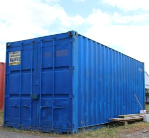 Rental containers in West Auckland and North Shore