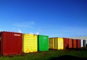 Hardcase container Hire in Auckland