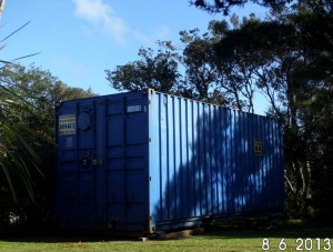Weathertight container rentals